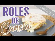 Roles de Canela | Súper deliciosos y esponjosos - YouTube French Toast, Breakfast, Food, Youtube, Sweets, Deserts, Morning Coffee, Eten