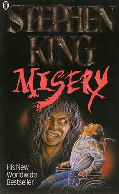 Misery by Stephen King. Scary for one reason, Annie Wilkes. Fan adoration gone way too far and a fast read for me. I finished reading it in a couple of days.