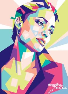 princess jasmine on behance - Bing images Art And Illustration, Graphic Design Illustration, Abstract Face Art, Pop Art Artists, Polygon Art, Pop Art Portraits, Caricature Artist, Human Art, Art Techniques