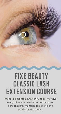 Mar 18, 2021 - Get Your Free Mini Lash Kit & Get Lash Pro Certified in less than 2-days! All Online Training! Beauty Lash, Beauty Makeup Tips, How To Become, How To Get, Beauty Magazine, Blog Tips, Eyelash Extensions, Hair Trends, Eyelashes