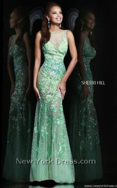 Sherri Hill 9708 - NewYorkDress.com