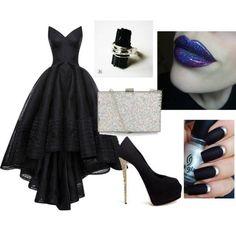 Nový originálny turmalínový prsteň sa dá skombinovať aj k takto honosnému outfitu. Prsteň nájdete tu: http://www.sperkysan.sk/Turmalin