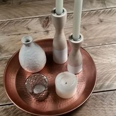 koper en brons kleurige woonaccessoires - Google zoeken