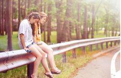 Best friend photo shoot Follow gabriellalydia for more fun best friend photos ❤️