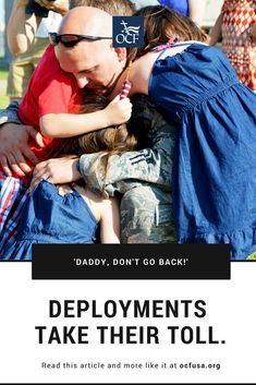Deployment and war are not fun. Worry, anticipatory grief, and taking care of others, all take their toll. Anticipatory Grief, No Worries, Daddy, Christian, War, Reading, Reading Books, Libros