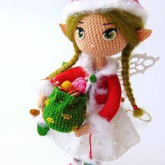 ВЯЗАНЫЕ КУКЛЫ CROCHET DOLLS (@crochet_fairy_tales) в Instagram: «Целый мешочек сладостей и вкусностей Ммм... Вот это, я понимаю, подоговилилась моя сладкоежка к…»