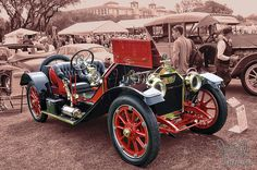 1912 Stutz Bearcat