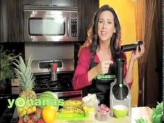 How to make #Yonanas