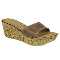 Πλατφόρμες δερμάτινες Wedges, Shoes, Fashion, Moda, Zapatos, Shoes Outlet, Fashion Styles, Shoe, Footwear
