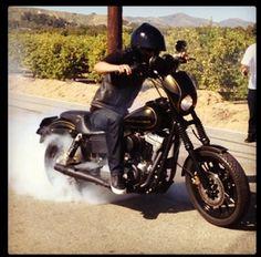 Harley-Davidson Club Style Dyna