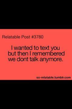 Texting!