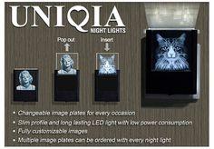Uniqia Night Lights