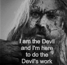Otis Driftwood -The Devil's Rejects