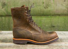Chippewa Apache Boot