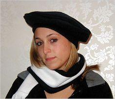 fleece beret pattern
