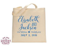 Canvas Totes Custom Wedding Favors Favors Welcome Bags Anniversary Party Favor Wedding Favor Tote Bags Wedding Favors Totes 1482 by SipHipHooray
