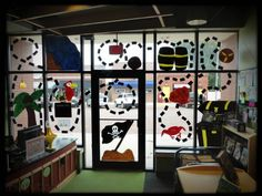 Shiver Me Septembarrrs | Hafuboti | A fun month-long pirate theme at the Children's Library.