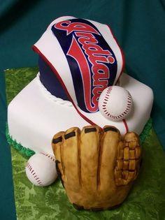Indians fondant covered cake.