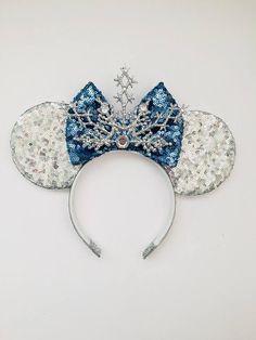 Frozen Queen Else Deluxe Mickey Ears