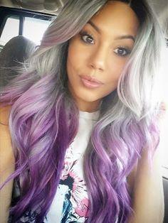 Granny & purple