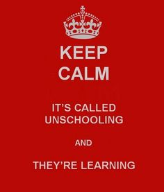 Our unschooling life