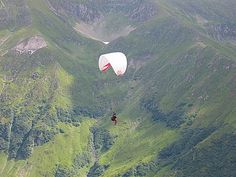 Sun Valley Idaho Paragliding