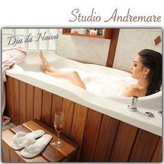Dia da Noiva no Studio Andremare www.andremare.con.br