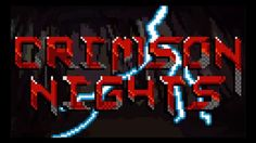 Indie Game Support Page: Crimson knights