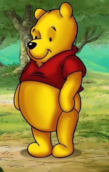 pooh bear :3