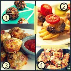 Football Food appetizers food
