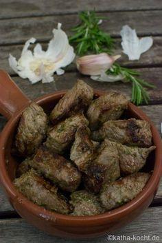 Tapas – Rind mit Knoblauch - katha-kocht!