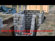 Build Your Own Homemade Storm Shelter, Safe Room or Survival Bunker Survival Shelter, Survival Prepping, Survival Skills, Survival Videos, Homestead Survival, Underground Tornado Shelters, Underground Homes, Tornado Safe Room, Tiny House