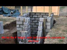 Build Your Own Homemade Storm Shelter, Safe Room or Survival Bunker