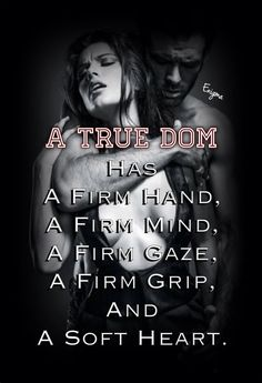 Master Enigma — Traits of a true Dom ♠️
