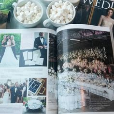 awesome Vancouver wedding Check out the latest issue of @wedluxe magazine to see this gorgeous wedding we had the pleasure of planning with some amazing #toronto folks! Tap for the whole team. XOXO #countdowndoestoronto #countdownevents #Wedluxe #wedluxeshow #yyz #torontoweddings #weddingplanner #chandeliers #peonies #luxurywedding by @countdownevents  #vancouverwedding #vancouverwedding