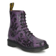 Boots Dr Martens Cassidy Violet