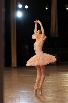 Anna Nevzorova / Bolshoi Ballet Academy