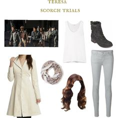Fashmates is the shoppable fashion social network. Create and share your shoppable looks. Runners Outfit, Maze Runner Trilogy, Flattering Outfits, Queens New York, Fandom Outfits, Thomas Brodie Sangster, Inspired Outfits, Fantasy Art, Solar