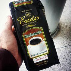 tiempo sin verte..mi San Antonio Bendito! .. café del bueno!