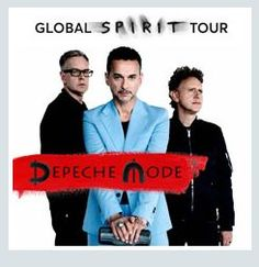 2017 - DEPECHE MODE, June 25 Rome; June 27 Milan; June 29 Bologna; tickets are available in Vicenza at Media World, Palladio Shopping Center, or online at www.ticketone.it and www.geticket.it.