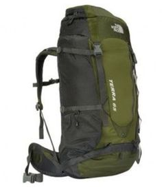 North Face Terra 65 - Check out our gear reviews at www.northeastmountainco.com