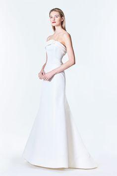 Carolina Herrera - Bridal Fall 2017