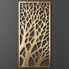Creative Wall Decor, Creative Walls, Jaali Design, Rusty Garden, Cnc Cutting Design, Powder Room Decor, Room Partition Designs, Family Wall Decor, Decorative Panels