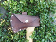 Survival Forums SHTF Preparedness - axe sheath/ leather craft
