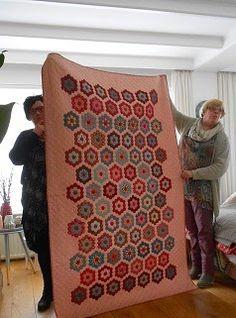 """Supergoof Quilts: """"Show & Tell van Lia en Dorien"""""""