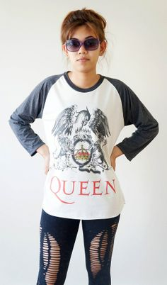Queen Freddie Mercury T Shirts Queen Shirts Rock T Shirts - Tees | RebelsMarket