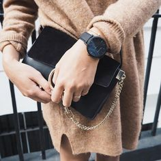 The Fifth Watches - Brooklyn - Black on Black