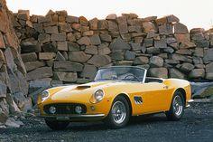 1962 250 GT SWB California Spyer