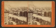 View from Rincon Hill, San Francisco, by Watkins, Carleton E., 1829-1916 - Rincon Hill, San Francisco - Wikipedia