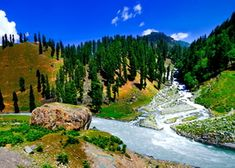 Kashmir is so called the heaven on earth. Spread Love, Heaven On Earth, Incredible India, Golf Courses, Mountain, The Incredibles, Romantic, Couples, Travel